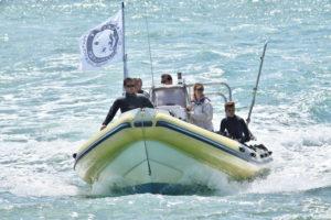 Iollan, notre semi-rigide - Les Aquanautes