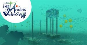 Les Jardins du Gouf - récif artificiel