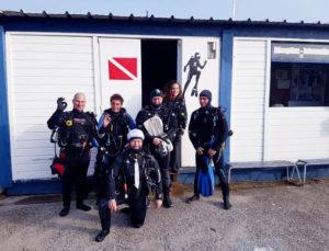 Les aquanautes, un club de plongeurs passionnés