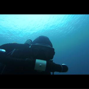 Plongée Tek avec les aquanautes