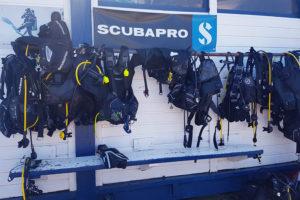 Matériel Scubapro - Les Aquanautes