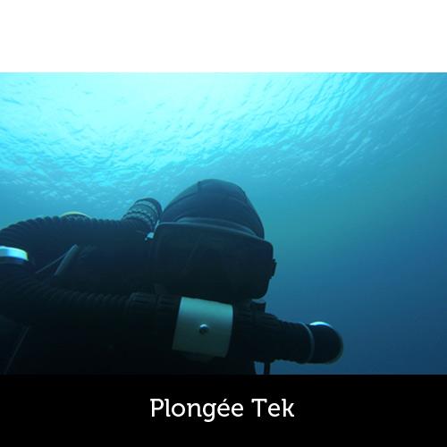 Plongée Tek avec les Aquanautes - Capbreton