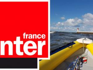 Émission CO2 Mon Amour -France Inter – Cap sur Capbreton et son gouf !